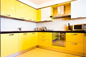 Modern Kitchen Cabinets Design Ideas Magnificent Kitchen Awesome Yellow Kitchen Ideas Kitchencabinetsmodern
