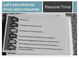 Resume Writing The Resume An Important Job Search Tool PURPOSE Adorable Purpose Of A Resume