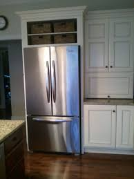 Ikea Kitchen Hack Put The Space Above Refrigerator To Work With Over