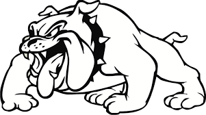 bulldog clipart black and white. Brilliant White Free Bulldog Clipart Pictures Clipartix 2 Inside Bulldog Clipart Black And White Pinterest