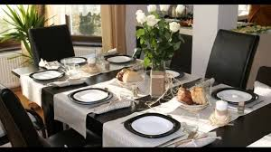 Decoration Dinner Table Simple Decor Q