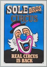 Vintage original cristiani bros. circus poster nr   цирк   Винтаж и Цирк