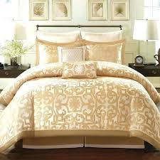 amusing white and gold queen comforter set gold comforter sets king size white and gold duvet