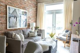 the brick condo furniture. Perfect The The Brick Condo Furniture This Polished Will Make You Fall In Love  With Exposed To The Brick Condo Furniture