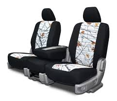 com custom fit seat covers for ford explorer high back seats neoprene pink camo fabric automotive