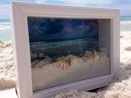 muschel bilder, maritime deko selber machen, 3d-bild mit sand und muscheln  #bilder #machen #maritime #muschel #… | Seashell crafts, Maritime decor,  Craft tutorials