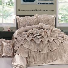 paris bedding set king  bed furniture decoration