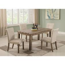 room sets best master furniture light wood 5 pieces dining set