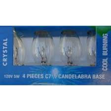 How To Check Christmas Light Bulbs C 7 Clear Transparent Christmas Light Replacement Bulbs
