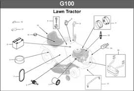 parts quick reference guides johncom diagram of g100 lawn tractor and parts