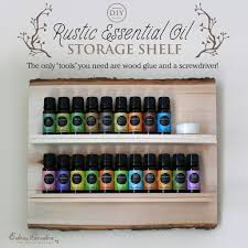 eden garden essential oils. Simple Essential DIY Edenu0027s Garden Essential Oil Storage Shelf On Eden Oils N