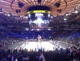 Madison Square Garden Section 112 Seat Views Seatgeek