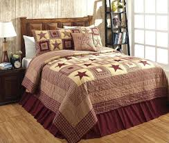 Country Star Quilt Pattern Country Star Quilt Bedding Country Star ... & 936 Best Bedding Images On Pinterest Primitive Quilts King Quilts And  Primitive Bedding Country Star Quilt ... Adamdwight.com