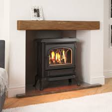gas stove fireplace. broseley canterbury slimline gas stove fireplace c