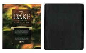 The Dake Annotated Reference Bible Kjv Bible Reviewer