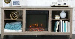 58 tv stand w electric fireplace only 203 99 shipped regularly 500 hip2save