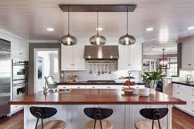 Multi Light Island Pendants Modern Kitchen Lighting