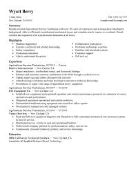 Monitor Tech Resume Free Resume Example And Writing Download