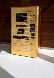 Gold Bar Vending Machine Simple Gold Bar Vending Machine Dubai