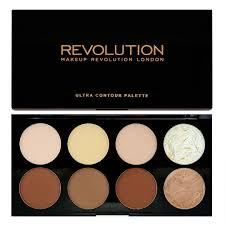 makeup revolution ultra contour paleta do konturowania