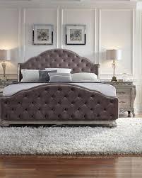 neiman marcus bedroom furniture. Bella Terra Tufted King Bed Neiman Marcus Bedroom Furniture