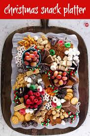 Browse our range of luxury food, gift, pamper & christmas hampers. Christmas Snack Platter Dessert Board For Kids And Adults