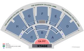 Ruoff Seating Chart Klipsch Music Center Seating Chart Luxury Tickets 2 Billy