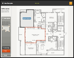 Appealing Floorplan Drawing By Smart Draw Floor Plan Displaying Software For Drawing Floor Plans