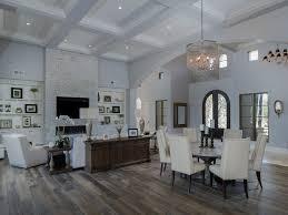 Living Room Built In Traditional Living Room With Built In Bookshelf Hardwood Floors