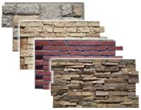 Simulated Rock Vinyl Mobile Home Skirting Shipped Direct To Your HomeDecorative Mobile Home Skirting