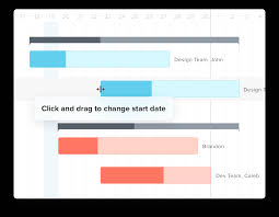 Gantt Chart For Training Program Online Gantt Chart Software Teamgantt