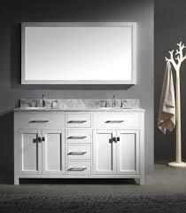 Double Bathroom Sink Cabinet Modern Bathroom Vanities Vessel Sinks Stunning Small Modern