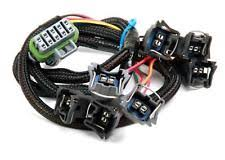 fuel injector wiring harness ebay Ford Wiring Harness Kits at Cost To Replace Wiring Harness
