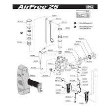 norge floor nailer parts senco airfree 25 cordless brad nailer parts erepair source