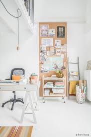 home office interior design inspiration. A Big Space For Moodboards | Small Office Decorating Ideas Home Interior Design Inspiration