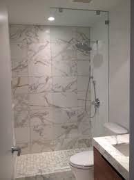 image of best frameless sliding glass shower doors