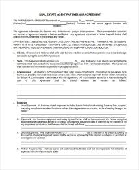 Event Partnership Agreement 49 Examples Of Partnership Agreements