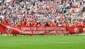 Fortuna werd voorlaatste in de stadsliga düsseldorf en omdat de vier reeksen werden samengevoegd moest de club een stap terugzetten. Partnerschaft Mit Fortuna Dusseldorf