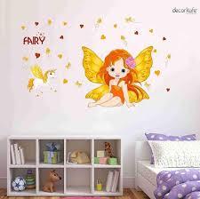 decor kafe little orange fairy