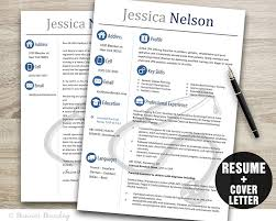 Template For Resume And Cover Letter Medical Resume TemplateInstant Download Medical ResumeResume 87