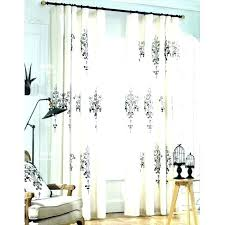 White Patterned Curtains Extraordinary Grey Patterned Curtains White Patterned Curtains White Grey Blackout