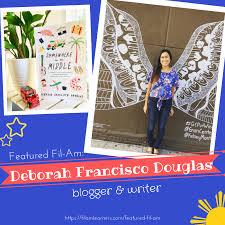 Featured Fil-Am: Deborah Francisco Douglas - Fil-Am Learners