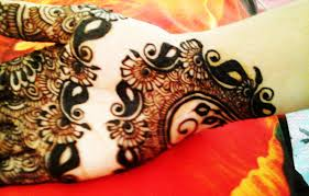 Stylish Mehandi Designs For Front Hand 2015 Video Tutorial Youtube