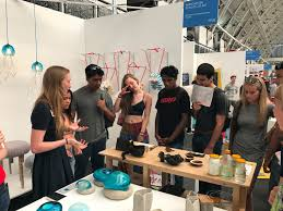 New Designers 2017 New Designers Trip 2017 The Business Design Centre Mill