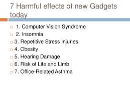 role of gadgets in a student s life negative effect of gadgets