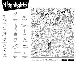In most of the puzzles there are at least. Download This Free Printable Hidden Pictures Puzzle From Hidden Picture Puzzles Hidden Pictures Hidden Pictures Printables