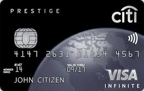 the most expensive card citibank s prestige rewards card has an annual fee of 700