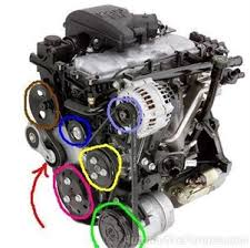 cavalier engine diagram questions answers pictures fixya around the smooth pullys run the inside ridges around the ones ridges simple got a2 2 base1995 cavalier needs anew engine whats the best engine i