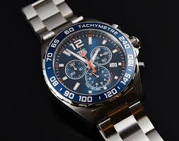 in depth review 2016 tag heuer formula 1 blue dial the home of tag heuer formula 1 chronograph blue dial