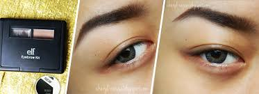 elf eyebrow kit medium vs dark. -tidak tersedia di indo :_( elf eyebrow kit medium vs dark d